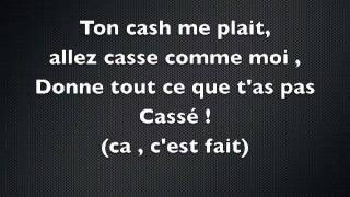 casse de brice avec paroles