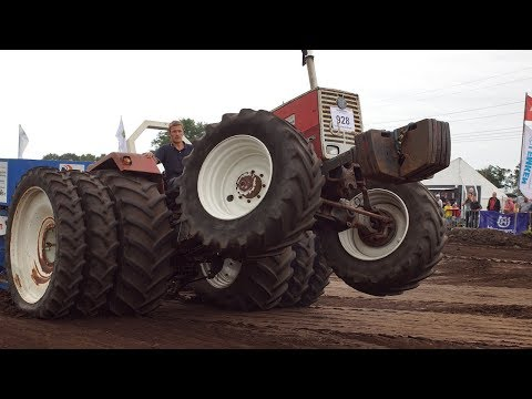 Tractor pulling 2019