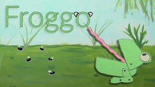 Froggo - STOP MOTION -