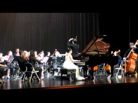 NYICF Christine Kim, Saint-Saens Piano Concerto No.2, Op.22 in g minor