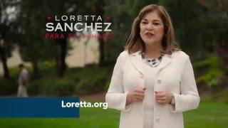"""""""Solamente"""" - Loretta Sanchez for Senate 2016"""
