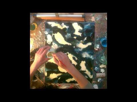 Technique de peinture – Painting technique