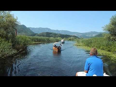 Travelling in Montenegro 2016 -  Lake Skadar (National park) - episod 7 /HD/