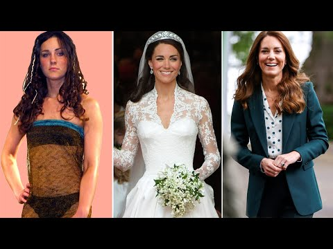 Download Kate Middleton ⭐ Stunning Transformation 2021 | From 1 To 39 Years Old
