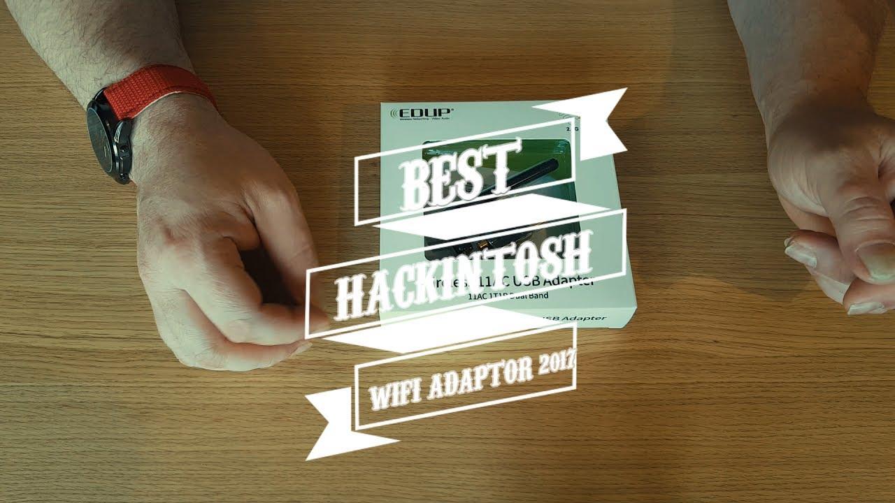 Best Hackintosh WiFi Adaptor 2017 - YouTube
