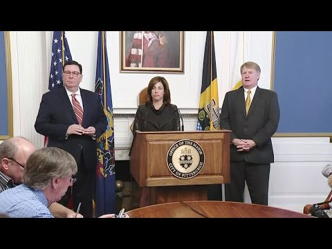 RAW VIDEO: City, County Officials Discuss Pitch To Bring Amazon To Pittsburgh