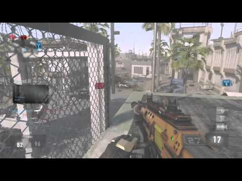 Cod Advanced Warfare: 27-3 Full Multiplayer Gameplay!
