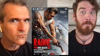 RADHE | Salman Khan | Disha Patani | Randeep Hooda | Jackie Shroff | Prabhudeva | Trailer REACTION!!