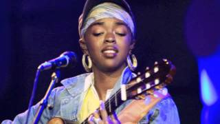 Lauryn Hill - Oh Jerusalem MTV Unplugged 2.0