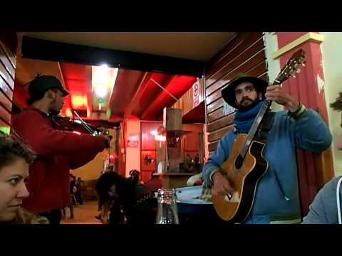 Bolivian Folk Band