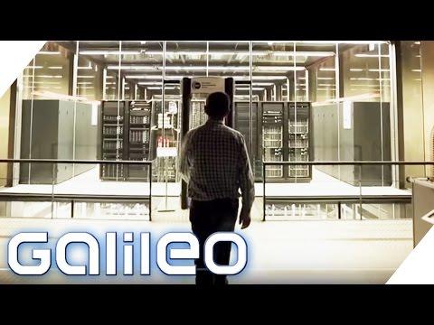 Der Supercomputer der die Welt retten soll -  in einer Kirche in Barcelona | Galileo | ProSieben