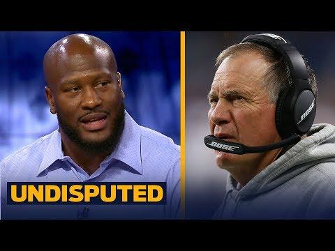 James Harrison talks New England Patriots defense, Bill Belichick's preparation | NFL | UNDISPUTED