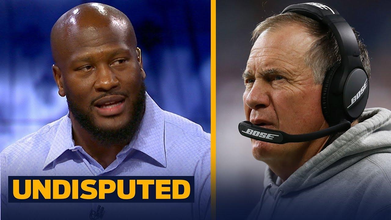 James Harrison talks New England Patriots defense, Bill Belichick's preparation   NFL   UNDISPU