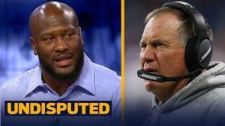 James Harrison talks New England Patriots defense, Bill Belichick