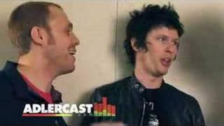 Brian Adler interviews Sum 41.