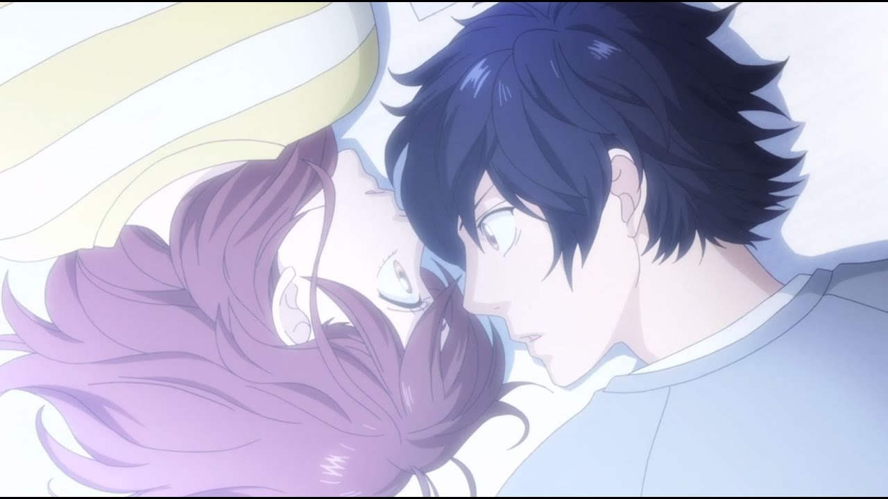Ao Haru Ride「OST」| I Will - Instrumental | Most Emotional Theme Song【Full  HD】