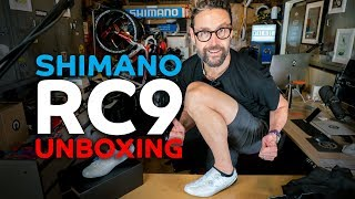 Shimano RC9 Unboxing