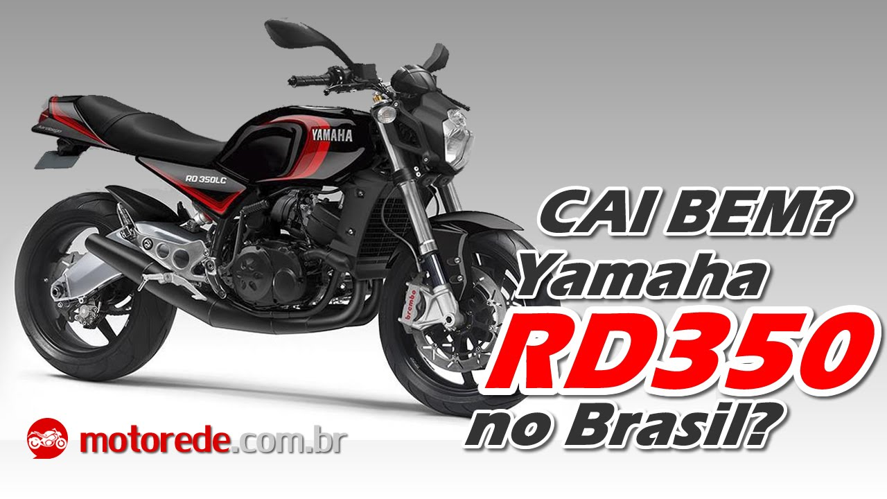 Yamaha Rd  New Model