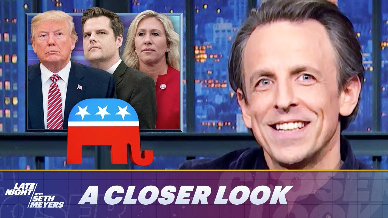 Matt Gaetz and Marjorie Taylor Greene team up to battle political ...