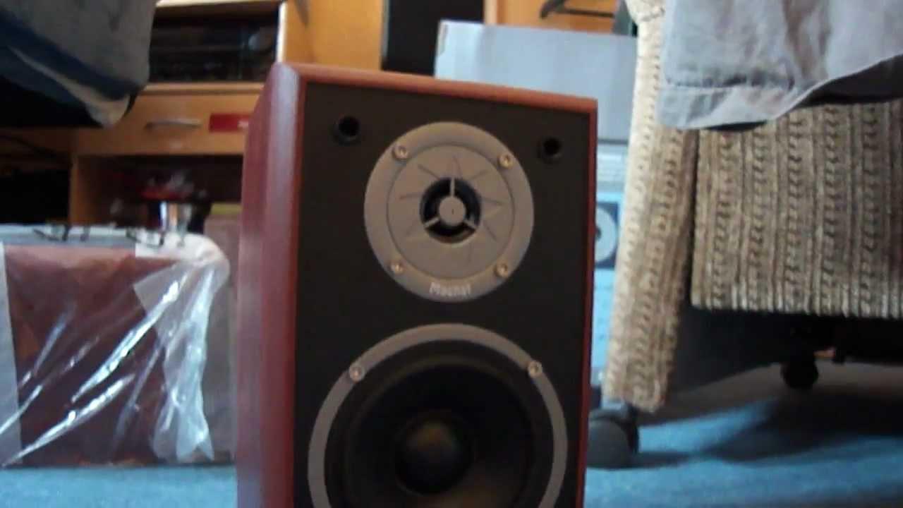 Magnat monitor supreme 9 unboxing - YouTube