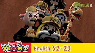 Vroomiz Season2_ EP23:Treasure Hunt