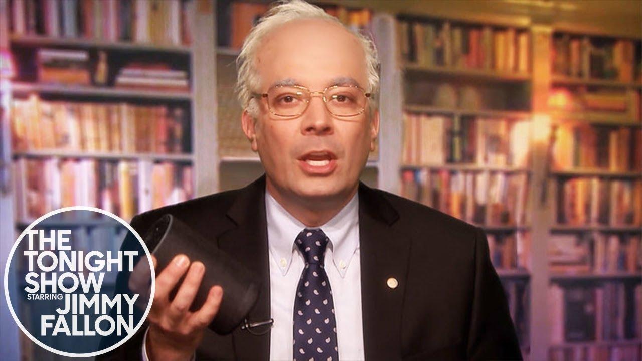Bernie Sanders Announces His 2020 Presidential Run (Jimmy Fallon)