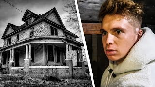 EXPLORING THE CREEPIEST HAUNTED HOUSES UNTIL WE PROVE GHOSTS ARE REAL