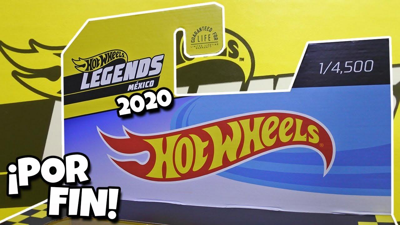 Me invitaron al Hot Wheels Legends Mexico 2020