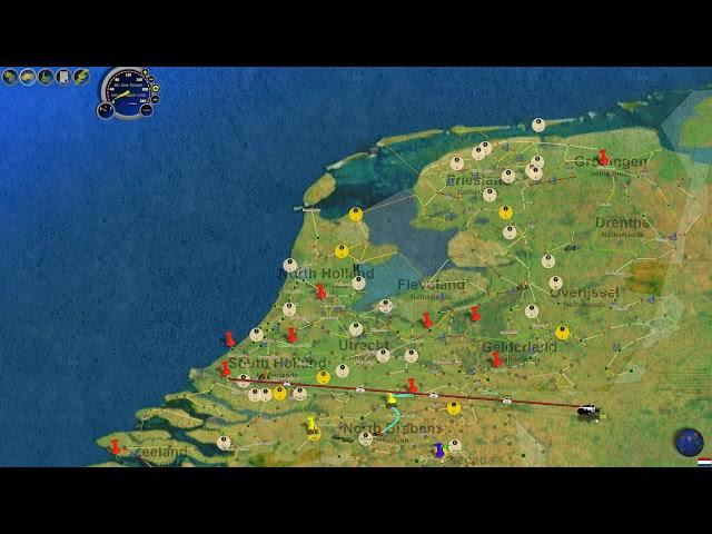 ♦ LOGISTICAL ♦ #30│Gestión y Puzzle │The Netherlands 05│Aceria a Nivel 3