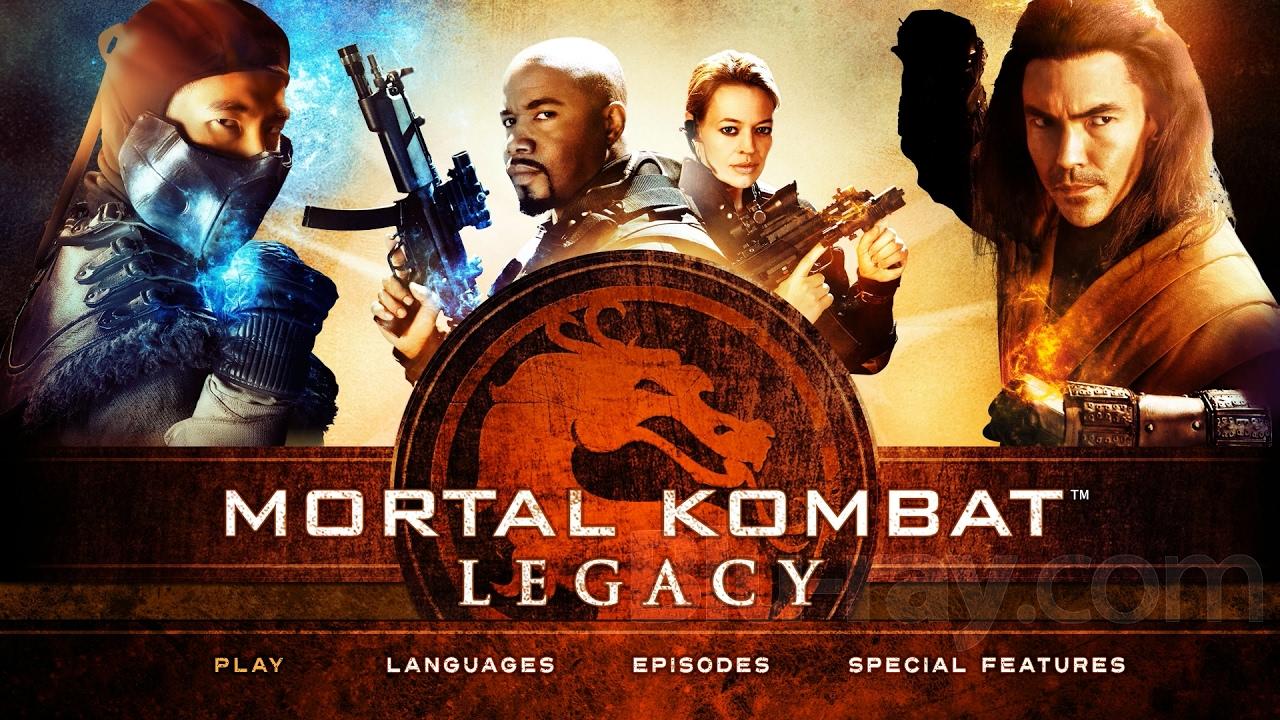 Mortal Kombat Serie