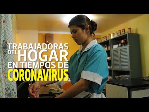 Los Riesgos De Ser Empleada Doméstica En Tiempos De Coronavirus