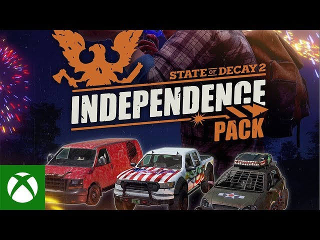 State of Decay 2' celebrates July 4th with themed DLC and