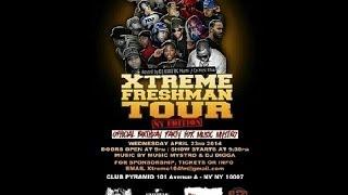 Xtreme Freshman Tour {NY EDITION} Thumbnail