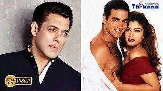 Salman Khan इकलौता Hero जो दोस्ती निभाता है - बाकि सब अहसान फरामोश है | Raveena Tandon