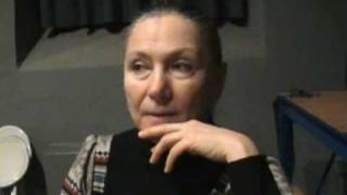 [IT] Mariangela Gualtieri: la parola alta, il teatro, la poesia
