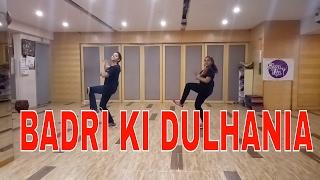 Badri ki dulhania dance video choreography - Varun-alia -neha - monali - Bardrinath ki dulhania