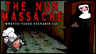 The Nun Massacre - A full game by Puppet Combo and a spin off of St...