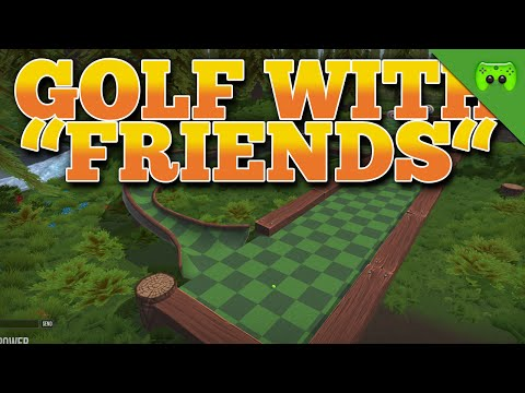 SAND IN DER MUMU 🎮 Golf With Friends #6