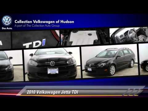 Used 2010 Volkswagen Jetta TDI - Hudson