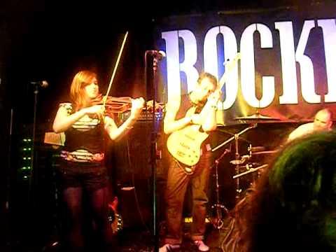 The Sensational Alex Harvey Tribute Band. Next live at Rockers