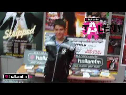 Hallam FM's Talent Academy - Josh Thurwell - Double Jointed