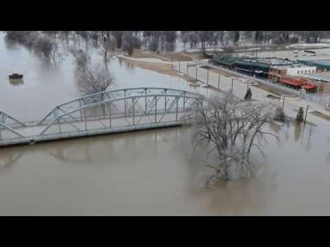 Red River Flood 2019: Grand Forks