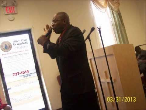 Become A Servant of God Pastor Barrington Johnson