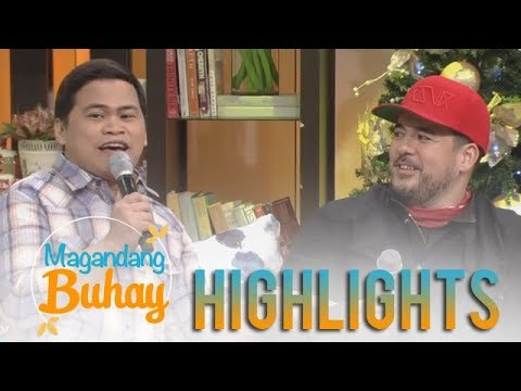 Magandang Buhay: Ogie Diaz, from being a fan to being a trustworthy friend