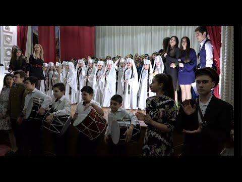 Концерт Краснокрымского ДК