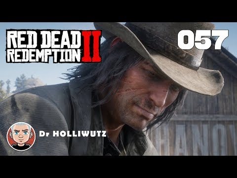 Red Dead Redemption 2 gameplay german #057 - Brücke nach Nirgendwo [XB1X] | Let's Play RDR 2