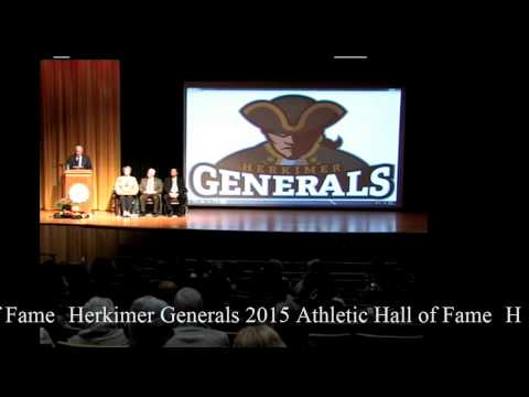 Herkimer College Athletes Hall of Fame - Paul Wehrum
