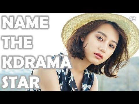 Name the Kdrama Star #2