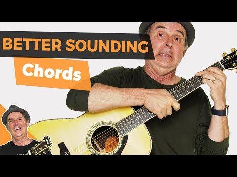 Finger Placement for Better Sounding Guitar Chords