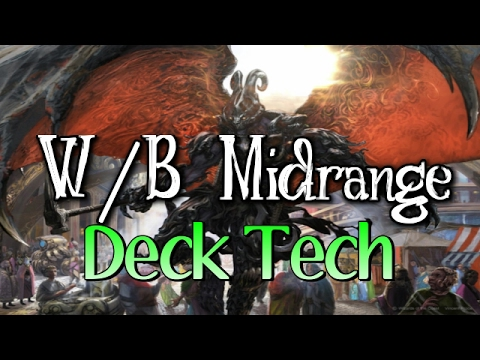 Mtg Deck Tech: Orzhov Midrange in Aether Revolt Standard!